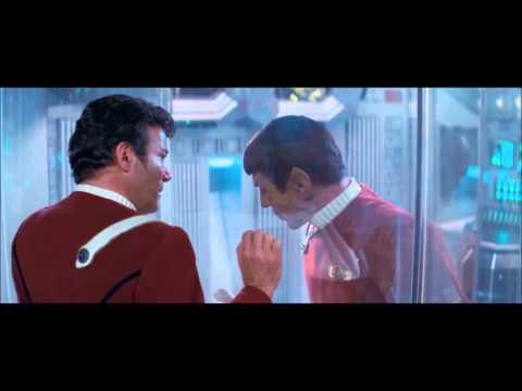 Spock's Death - Star Trek II: The Wrath Of Khan