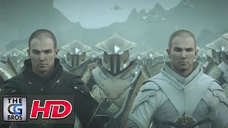 """CGI 3D Animated Trailers : """"KNIGHTS OF THE FALLEN EMPIRE: SACRIFICE"""" - by Blur Studio"""