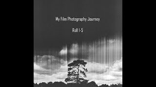 My Film Photography Journey Episode One (rolls 1-5 medium format film photography Bronica S)
