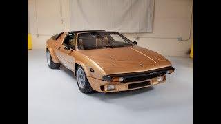 #Lamborghini Silhouette P300 Worldwide 1976–1978#CONCEPT CAR