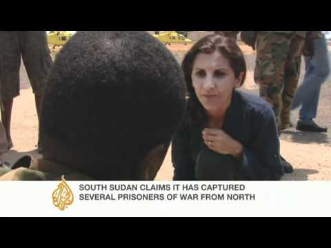 South Sudan captures prisoners of war from North