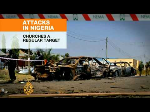 Deadly attack hits Nigeria church