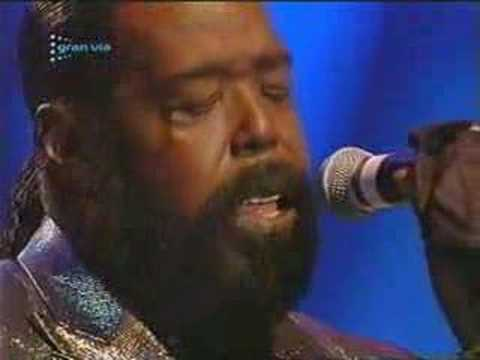 Pavarotti & Barry White - My first, my last, my everything Music Videos