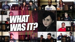 TRY NOT TO DIE (THE BOY Official TRAILER) Reactions Mashup