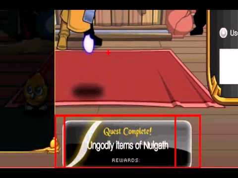 AQW Ungodly Reavers Of Nulgath hack