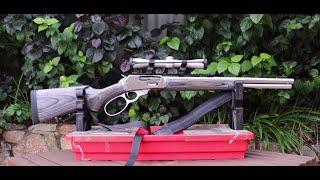 Marlin 1895SBL: The Jurassic World Rifle!