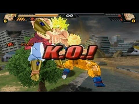 Dragonball Z Budokai Tenkaichi 3 - Story Mode (Hard) - Special/Movie Saga