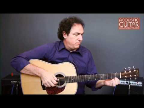 Shadow Nanoflex 6/SH 4020 Review from Acoustic Guitar