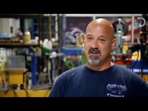 American Chopper - Fixing Jason's Mess