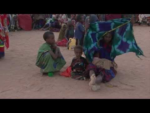 WARNING: Distressing Pictures of Famine in Somalia | UNICEF