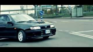 Nissan Pulsar GTI-R 'baby Godzilla'