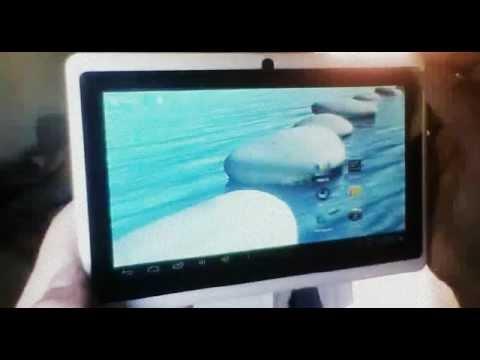 Solucion De Problema De Touch Screen Tablet Allwinner A13