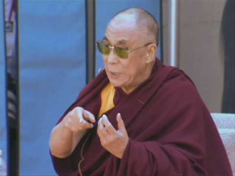 His Holiness the XIV Dalai Lama: Peace Through Compassion