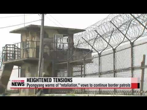 S. Korea still awaiting response from N. Korea as tensions simmer