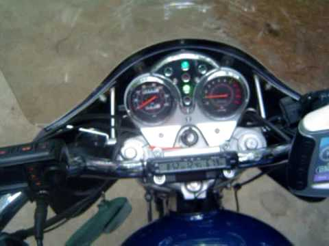 2004 MOTO GUZZI EV Touring Video