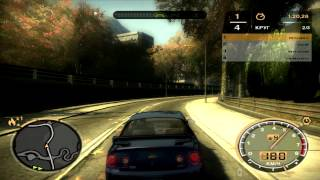 NFS Most Wanted Black Edition (2005 Version)