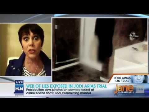 Jodi Arias Crime Scene Photos