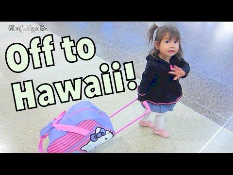 Off to HAWAII VACATION! - October 06, 2014 - itsJudysLife Daily Vlog