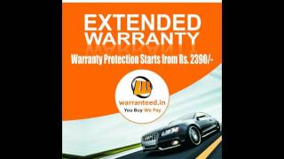 multi brand car workshops, extended warranty india