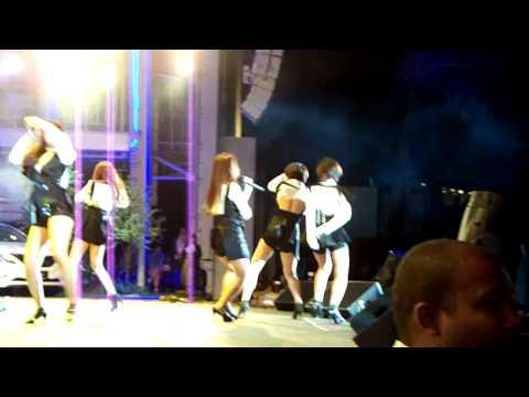 Kara - Mister Korean Music Festival Hollywood Bowl Pool Fancam Kmf video