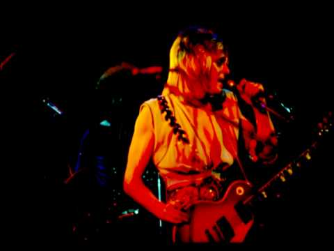 Mick Ronson - Sheffield 1974 - Pain in the City