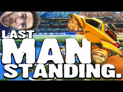 """HOW TO PLAY """"LAST MAN STANDING"""" IN ROCKET LEAGUE"""