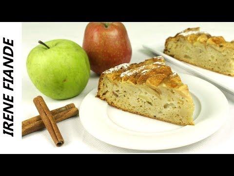Нереально простой Пирог с яблоками и ... с секретным ингредиентом 🍎🍏