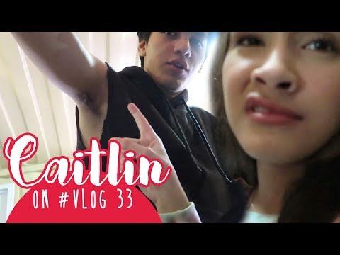 Caitlin On #VLOG 33 - Hmmmph 😪