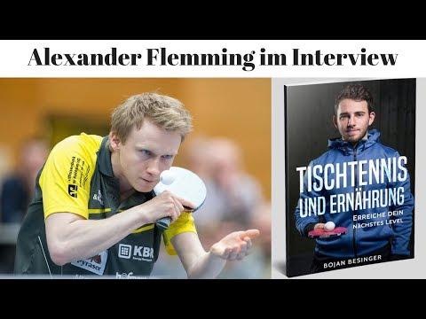 Clickball Vize-Weltmeister Alexander Flemming über Fitness und Ernährung