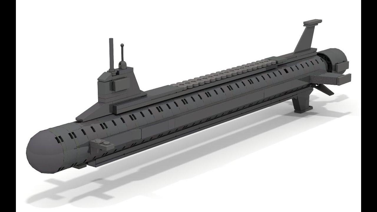 lego city submarine instructions