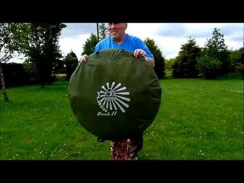 How to Pack Away A Eurohike Pop Up Tent