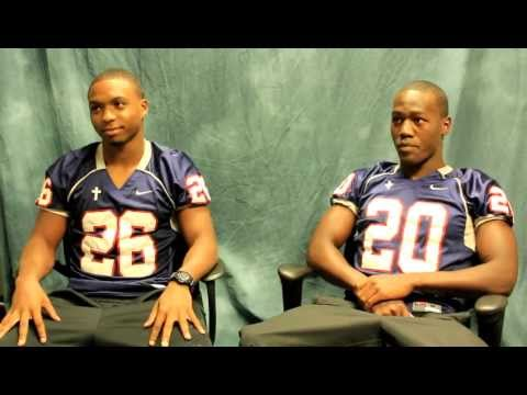 Miami Herald Prep Football Media Day Interview Columbus part one