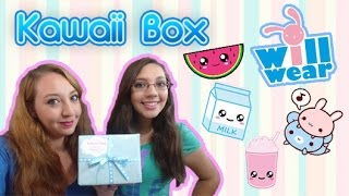 Unboxing Kawaii Box  will wear shop- Ingenio KD