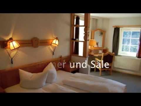 Beispiel: Impressionen des Landhotel Alten Zollhauses, Video: Landhotel Altes Zollhaus.