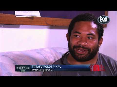 Rugby HQ: Tatafu Polota-Nau