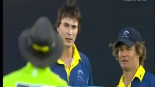 Amazing Cricket. 38 Runs in one over By Future Technology