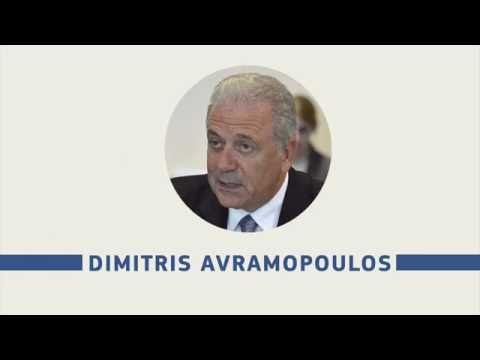 Dimitris Avramopoulos: Migration, Home Affairs and Citizenship