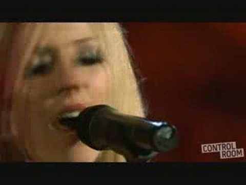 Avril Lavigne - Losing Grip ( Live At Roxy Theatre )