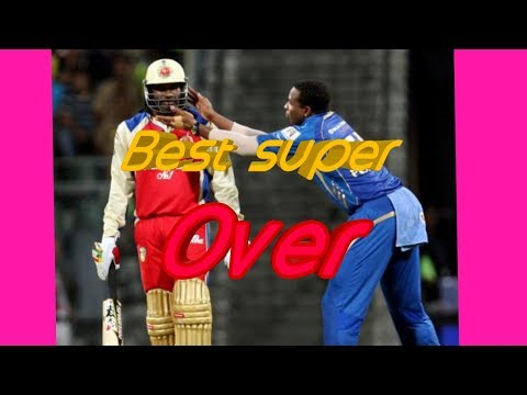 Best Super Over History In Cricket
