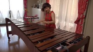Libertango For Solo Marimba
