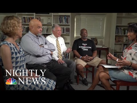 Coming Together 50 Years After Growing Up In Segregated Birmingham | NBC Nightly News