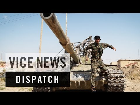 Pushing Back the Islamic State: The Battle for Rojava (Dispatch 1)