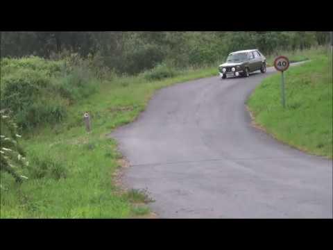 V Rallye de Culleredo para coches clásicos, tramo 11