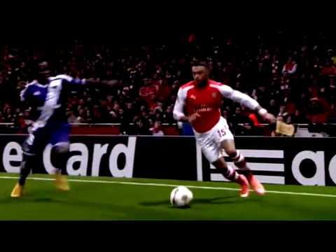 Alex Oxlade-Chamberlain vs Anderlecht (Home)
