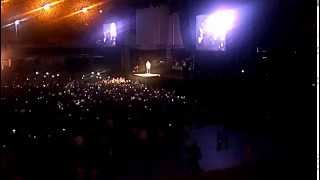 Justin Timberlake Istanbul Concert Intro - Pusher Love Girl