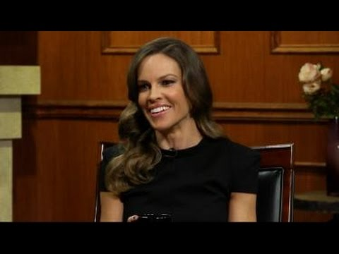 "Hilary Swank on ""Larry King Now"" - Full Episode in the U.S. on Ora.TV"
