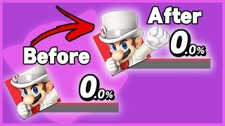 Upgrading Ultimate's battle UI - Super Smash Bros. Ultimate