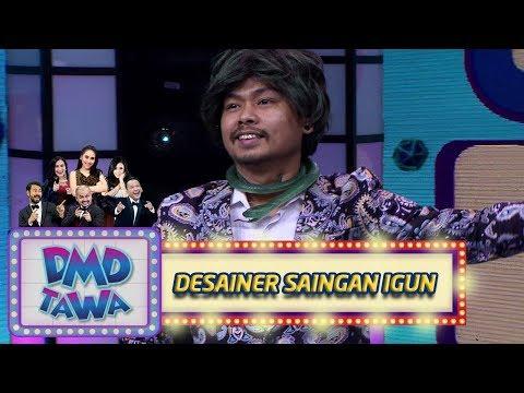 Wah! Inilah Fashion Designer Saingan Terbesar Master Igun - DMD Tawa (29/10)