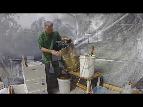 Extracting Honey   October 2011.wmv