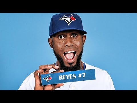 Jose Reyes Blue Jays Highlights